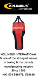 KOLUMBUS INTERNATIONAL