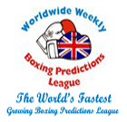 Worldwide Weekly Boxing Predictions League