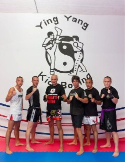 Thai Boxing Champion in Malta
