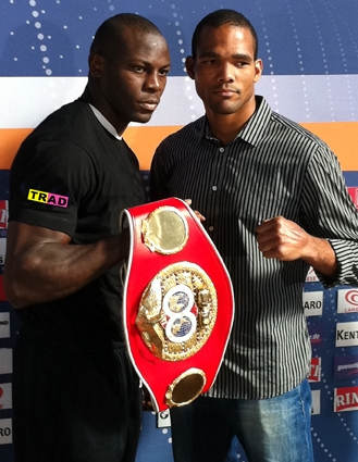 Steve 'USS' Cunningham For Oct 1st Title Defense